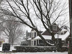 フィラデルフィアで雪-4