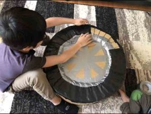 タイヤ作り2