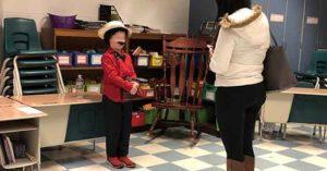 蝋人形の子供達1