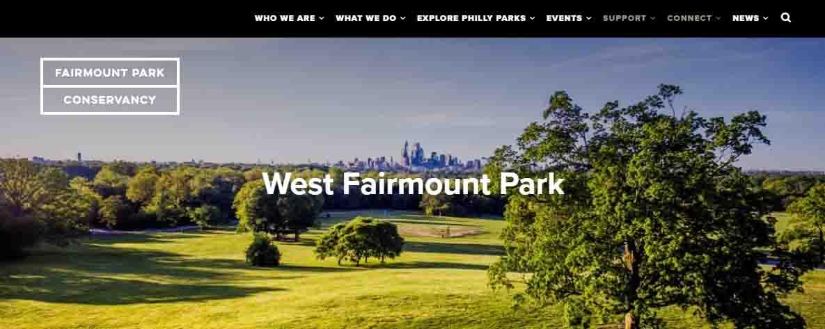 west fairmount park