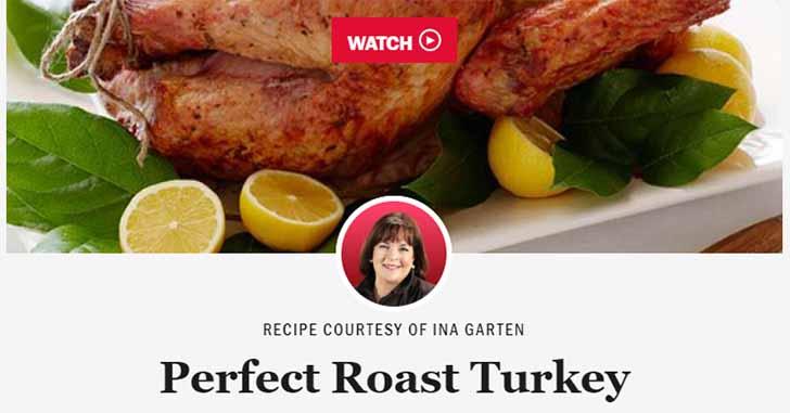 Turkey Recipe 6
