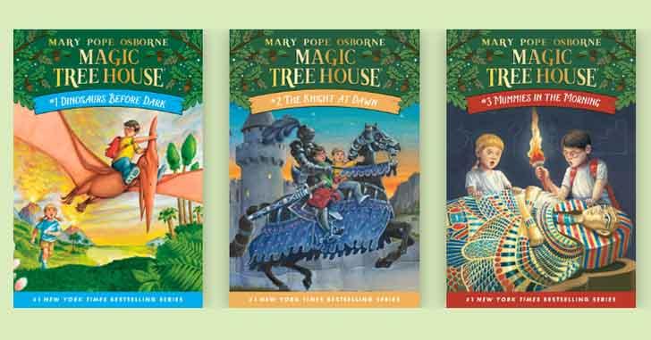 Magic Tree House(マジック・ツリーハウス)