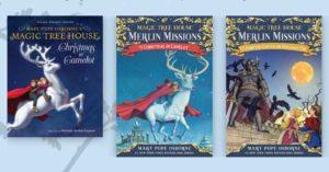 Magic Tree House - Merilin Missions Series