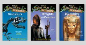 Magic Tree House - Fact Tracker Series