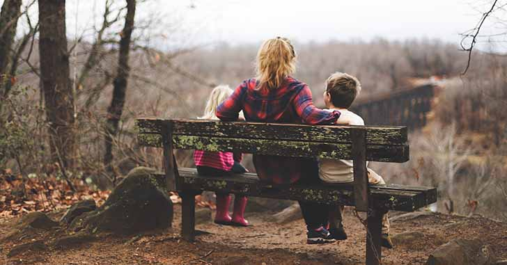 親のストレスは子供に伝わる