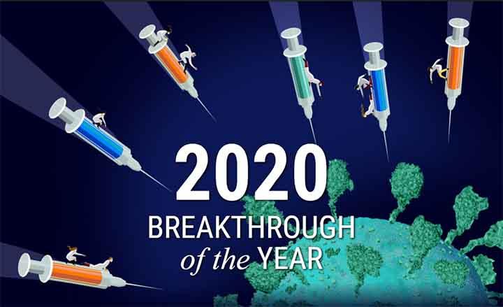 2020年Scicenceブレイクスルー