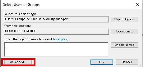 install error 6
