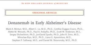 ドナネマブの第2相臨床試験の結果:良好!