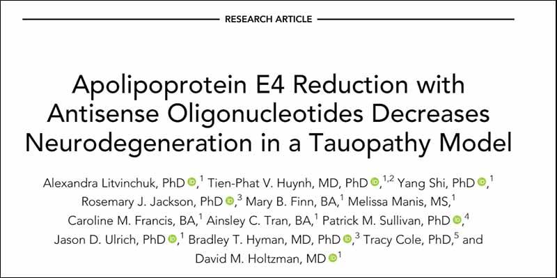 apolipoprotein title