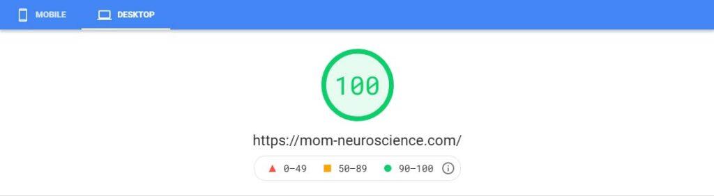 サイトスピードの向上:Google PageSpeed Insights で100点をとるまでの軌跡
