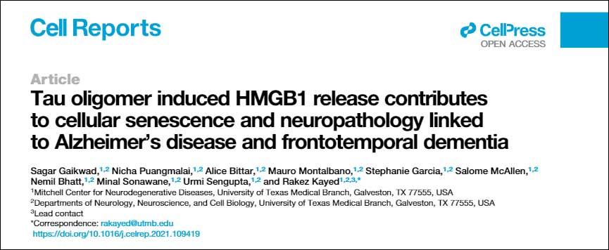 cell-rep-2021-tau-HMGB1-senescence-title